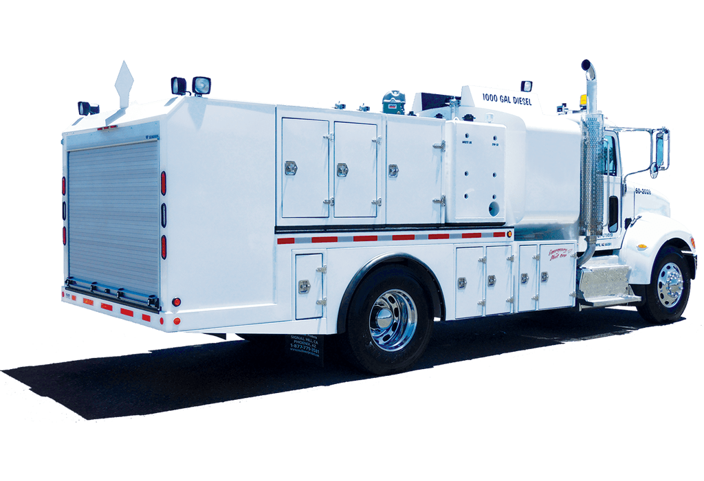 1000 Gallon Fuel And Lube Trucks Southwest Products