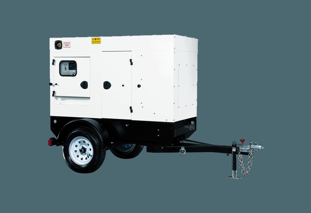 Commercial & Mobile Generators - Southwest Products