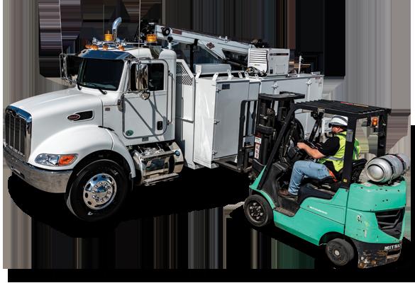 SwapBox™ Interchangeable Service Truck Module