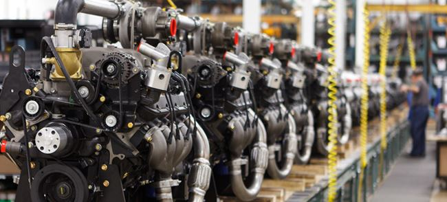 Fuel-Flexible Industrial Engines - Southwest Products