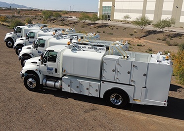 Industrial Service Trucks - Southwest Products