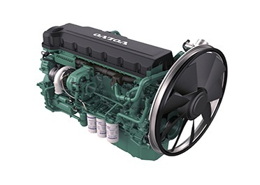 Volvo Penta 8.16 Liter Tier 4 Engine - Southwest Products