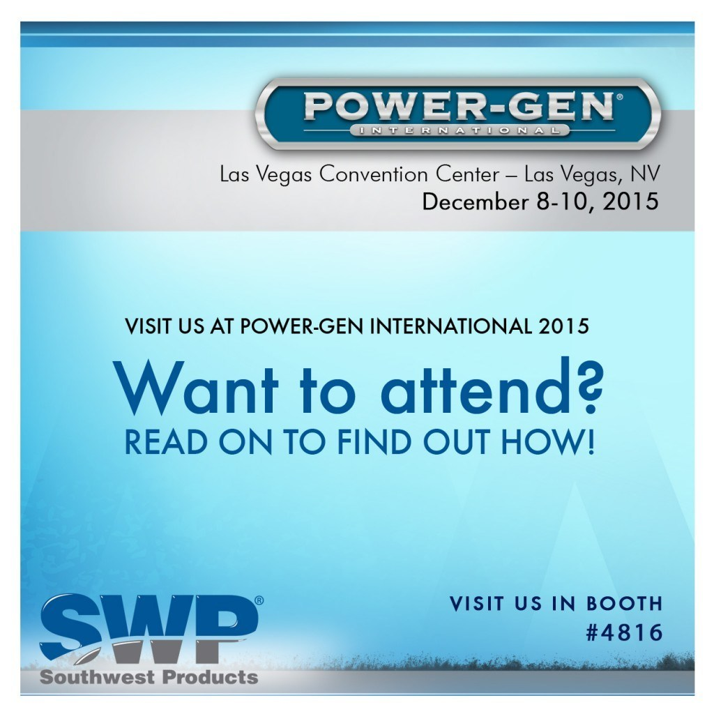 PowerGen 2015 SWP