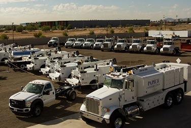 Truck Fleet - Southwest Products
