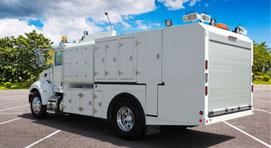 SWP 2000 Gallon Fuel and Lube Truck