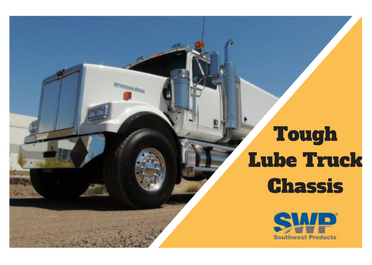Tough Lube Truck Chassis - Southwest Products