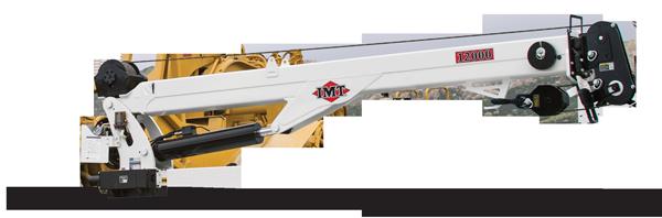 IMT 12000 Telescopic Crane Truck
