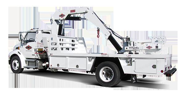 IMT 12916 Truck