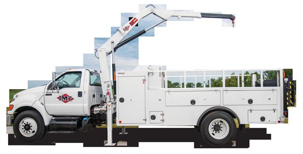 IMT 7415 Truck