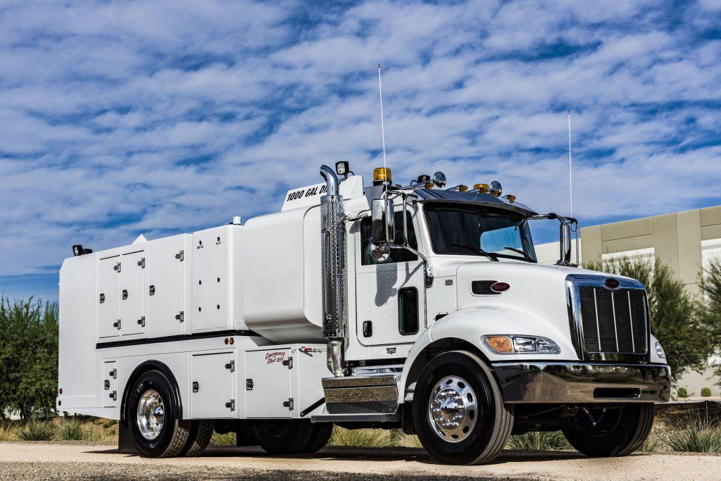 2019 Peterbilt 337 Fuel/Lube Truck