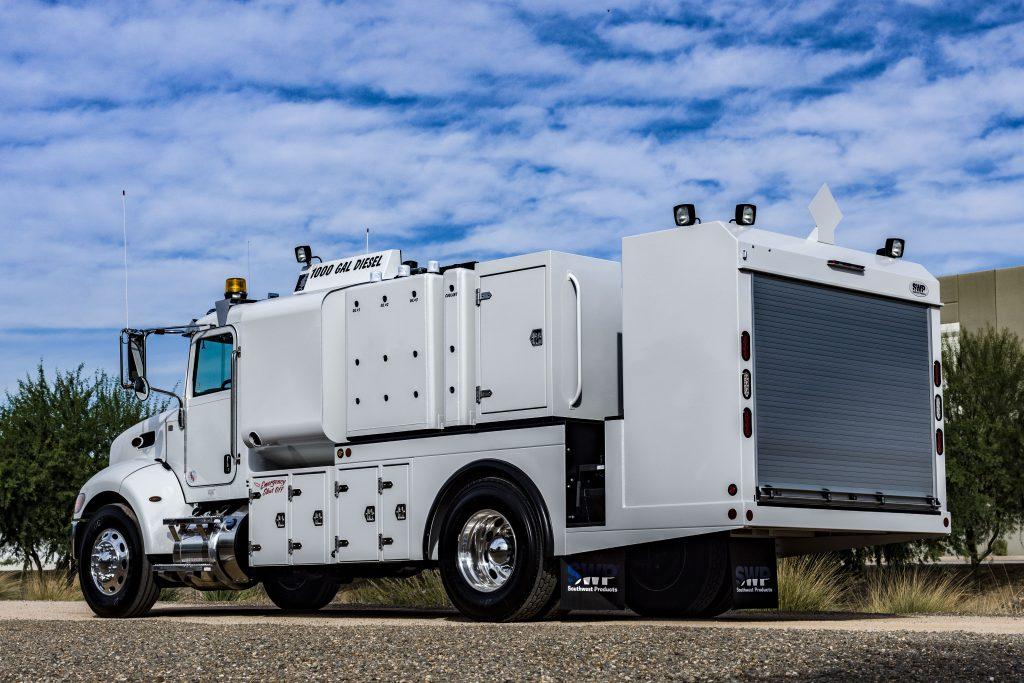 2018 Peterbilt 337 Fuel/Lube Truck