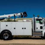 2018 Dom3-14' Kenworth T370 Mechanics Truck