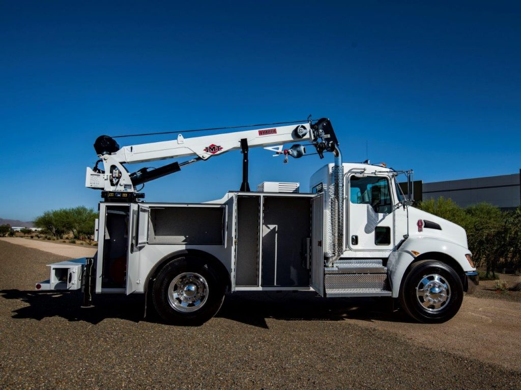 2019 KENWORTH T270 Mechanics Truck