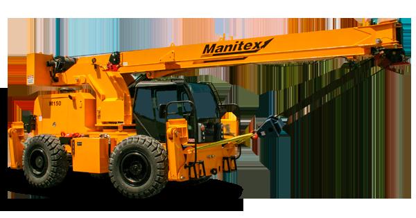 Manitex M300 Industrial Crane Truck