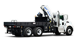 Manitex Truck Mounted Articulated Crane