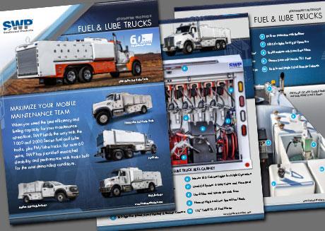 SWP releases new service truck brochures