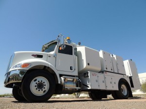Southwest-Products-Peterbuilt-Fuel-and-Lube-Trucks-1000-Gallon-Lube-Truck