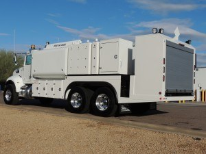 Security Paving Dual Axle Lube Truck 001