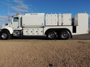 Security Paving Dual Axle Lube Truck 002